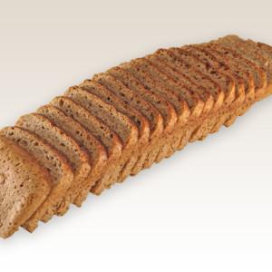 chleb razowy ze slonecznikiem krojony m