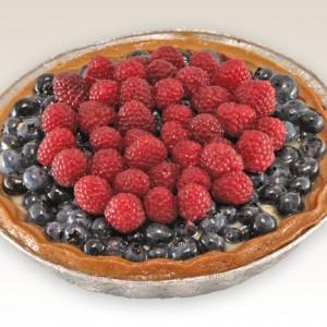 tarta z owocami m